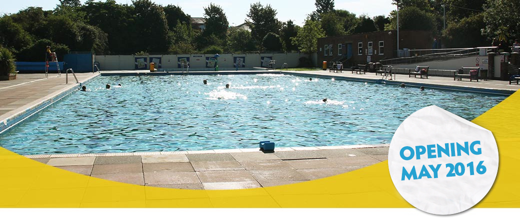 Letchworth Outdoor Pool Timetable